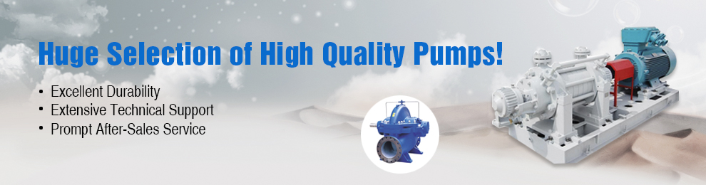 Huge Selection of Quality Pumps