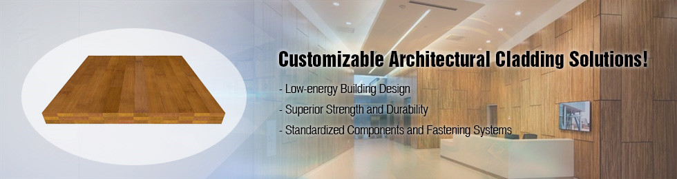 Bamboo Architectural Cladding Products Direct From Top Chinese Suppliers - Guaranteed Quality & Shipping!