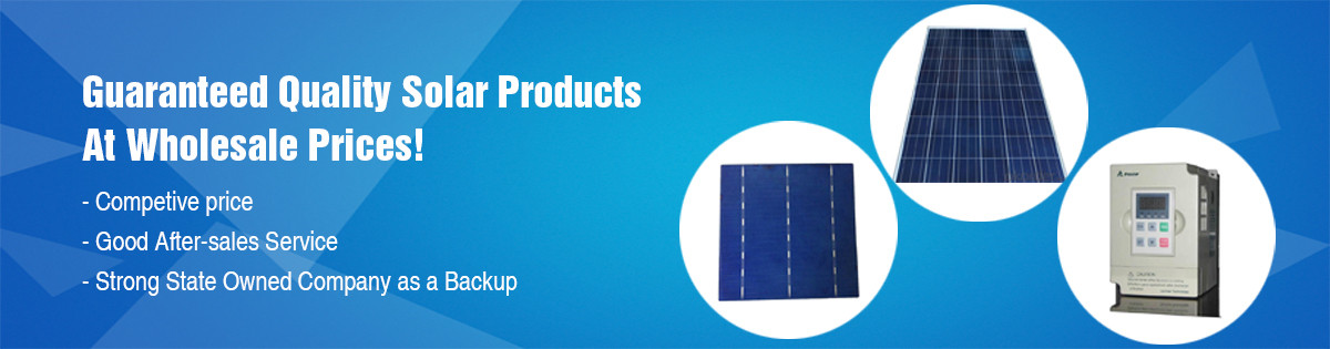 Solar Energy Products