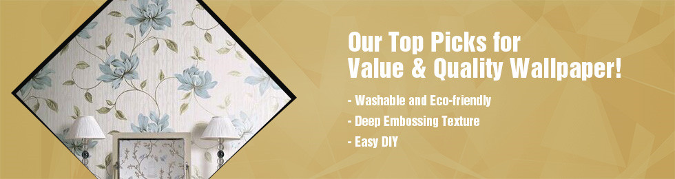 Our Top Picks for Value & Quality Wallpaper!